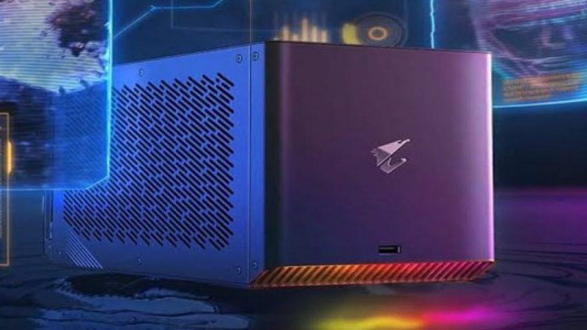 Gigabyte, Sıvı Soğutmalı Harici GPU
