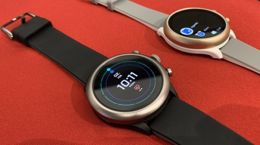 Hybrid Smartwatch HR Mini