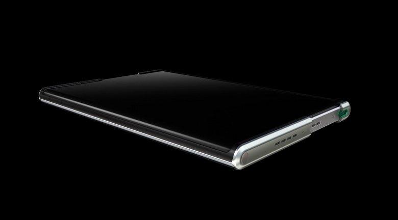 OPPO X 2021 Açılarak Yana Doğru Genişleyen Akıllı Telefon