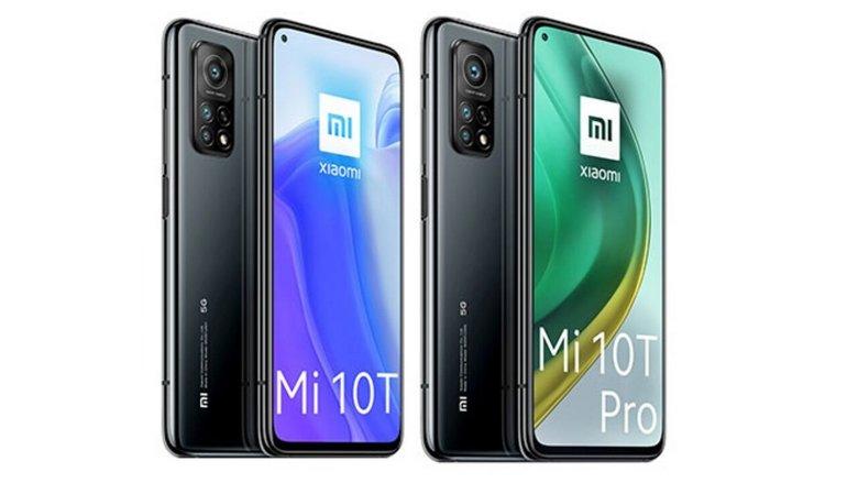 Xiaomi Mi 10T ve 10T Pro